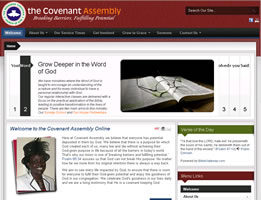 the Covenant Assembly - Church Website