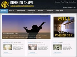 Dominion Chapel - Church Website