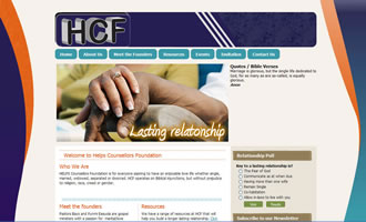 Helps Counsellors Foundation - Relationship Building Organisation