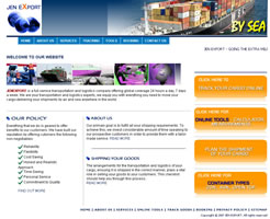 JenExport - Shipping firm