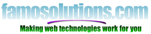 famosolutions.com Logo