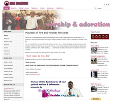 MFM - Church website