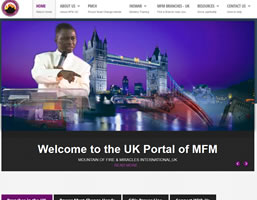 MFM UK HQ Website