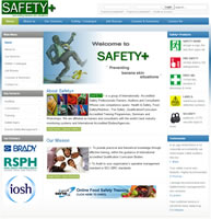 Safetyone Plus - Industrial Website