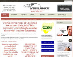 Vigilance Security - Online Security Magazine